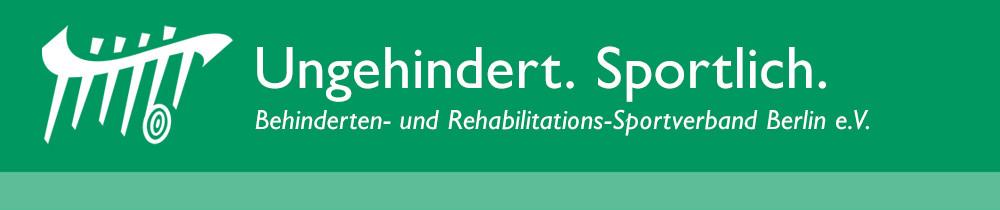 Sponsor Behindertensportverband Berlin