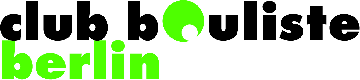 Sponsor Club Bouliste Berlin